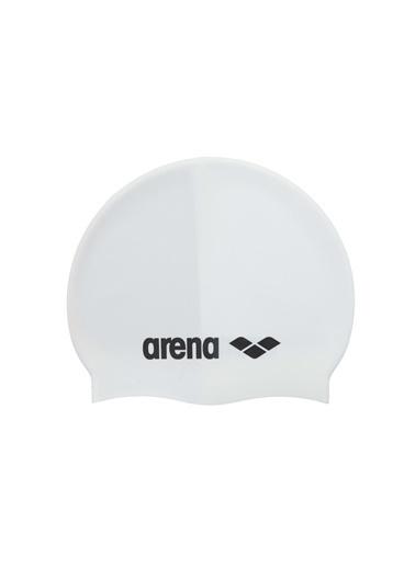 Arena Arena Classic Silicone Unisex Bone Beyaz